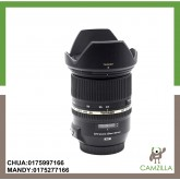 USED TAMRON LENS SP 24-70mm 1:2.8 FOR CANON